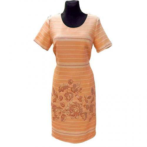 Šventinė suknelė trumpomis rankovėmis NTX3