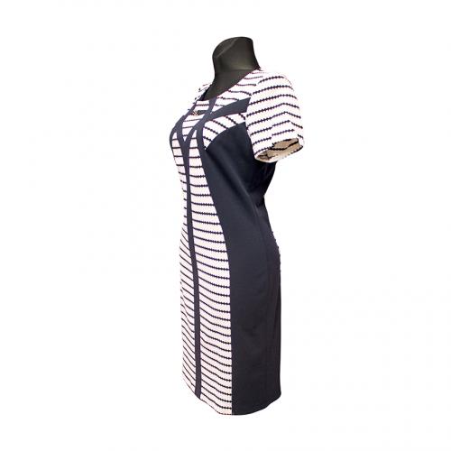 Universali ilga suknelė iki kelių ANDR3