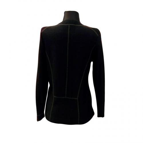 Juodas moteriškas megztinis ASTR7