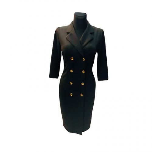 Juoda elegantiška suknelė TRNTE1