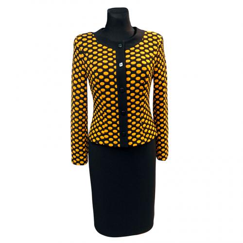 Moteriškas kostiumėlis KRLX3 (sijonas + švarkas)