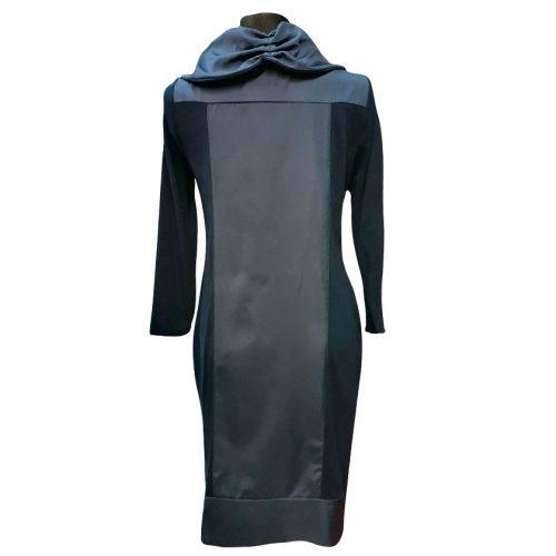 Originali tamsi suknelė AJS3