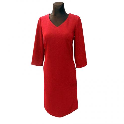 Suknelė 2x2 red