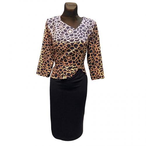 Kostiumėlio tipo elegantiška suknelė LCR_suit