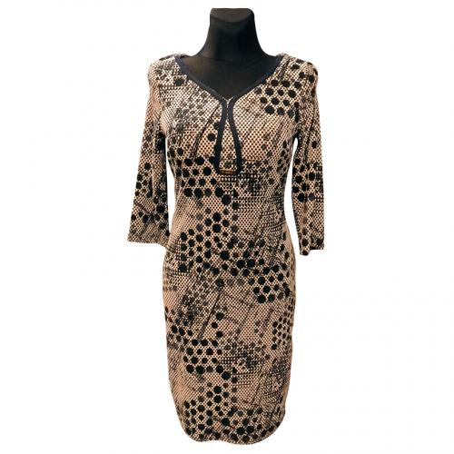 Elegantiška pilka suknelė TRNTE2