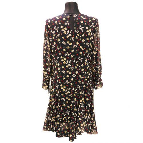 Jaunatviška šifoninė suknelė su pamušalu CLCTION
