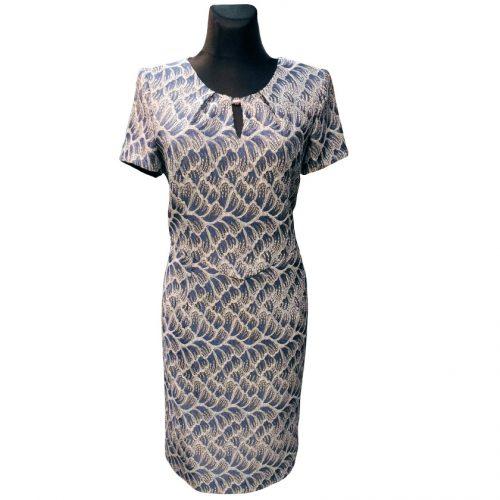 Elegantiška proginė suknelė iki kelių Livili