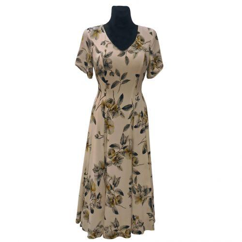 Puošni ilga suknelė šventei Mgdlna long fl