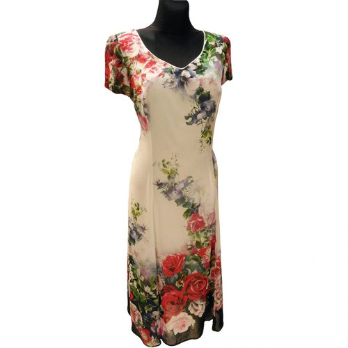 Plona ir lengva suknelė Clction roz