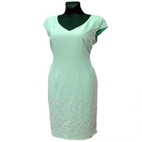 Klasikinė šventinė suknelė su pamušalu Antall