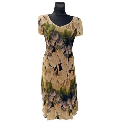 Plona ir lengva suknelė Clction tulips