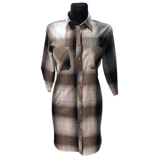 Moteriški ilgi languoti marškiniai Kma plk