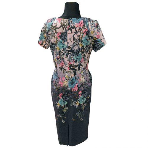 Spalvinga vasarinė suknelė Asd
