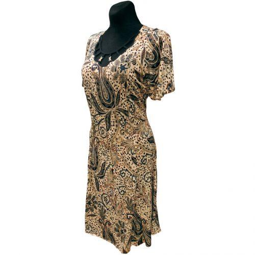 Plona suknelė moterims žemiau kelių Gast