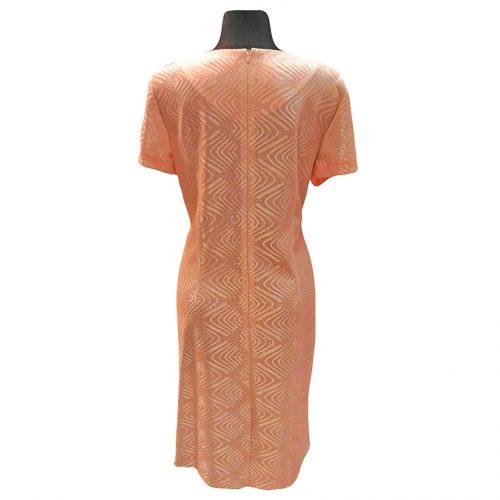 Elegantiška proginė suknelė iki kelių Livili svies