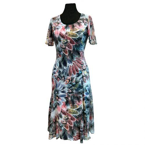 Tampraus ir plono audinio suknelė Tarcylia ck