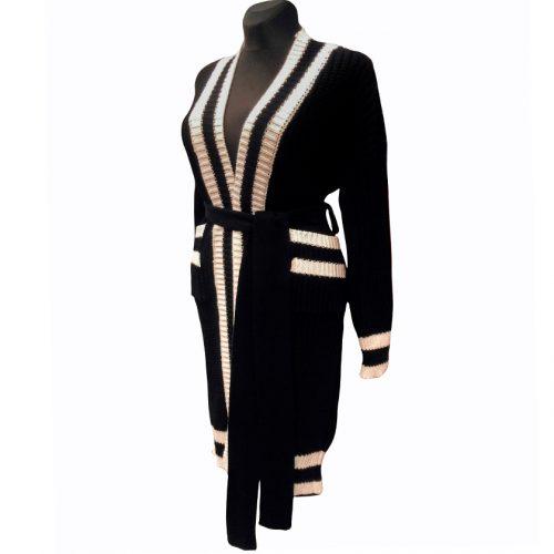 Ilgas moteriškas megztinis Ivette