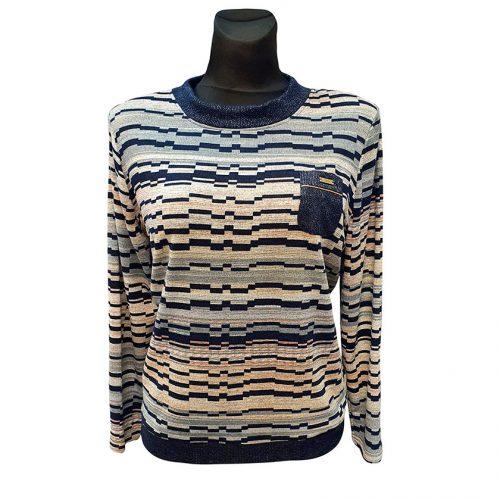 Plonas moteriškas megztinis Ulmx lft