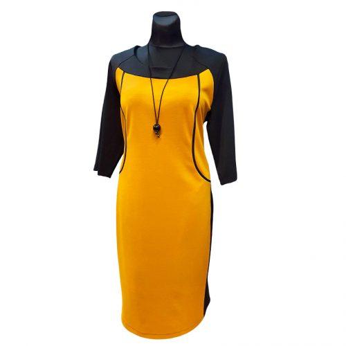 Geltona suknelė Bomitex yel