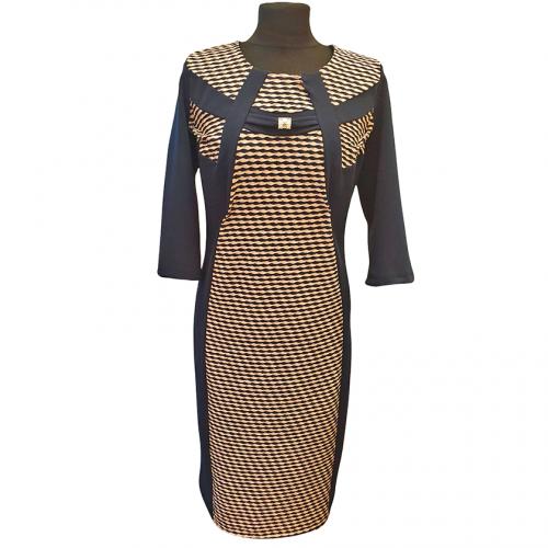 Klasikinė tampri suknelė šventėms Andr2