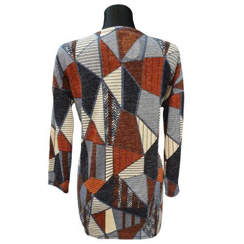 Laisva plona tunika-megztinis Arigo2