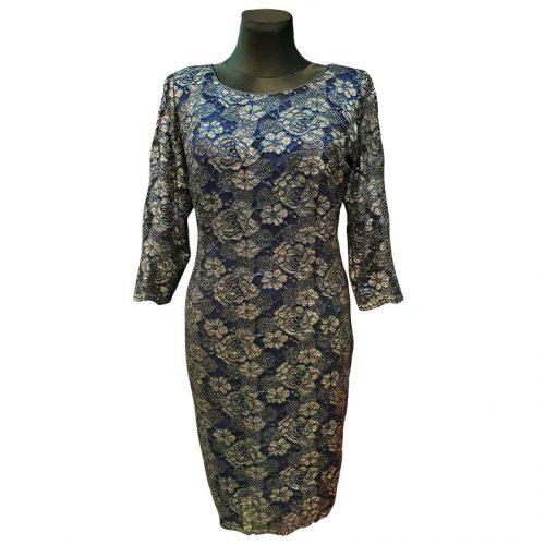 Šventinė blizgi suknelė su pamušalu Clction Nm