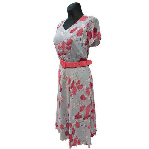 Žaisminga ilga suknelė Mgdlna rsif belt