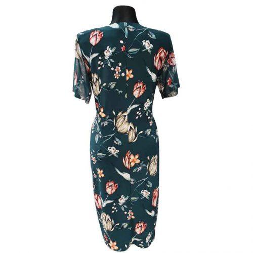 Puošni gėlėta suknelė Edward bri