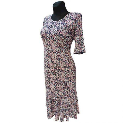 Plona tampri suknelė Tarcylia gel pnk1