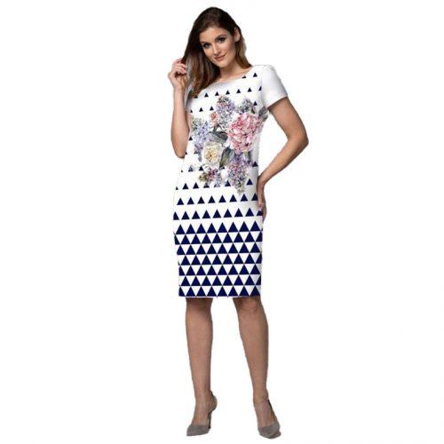 Elegantiška stilinga suknelė LM gel tri