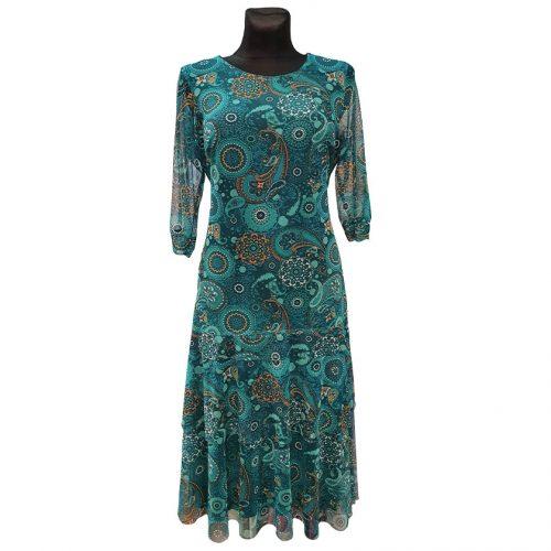 Tampri ilga suknelė su pamušalu Dorota gr long